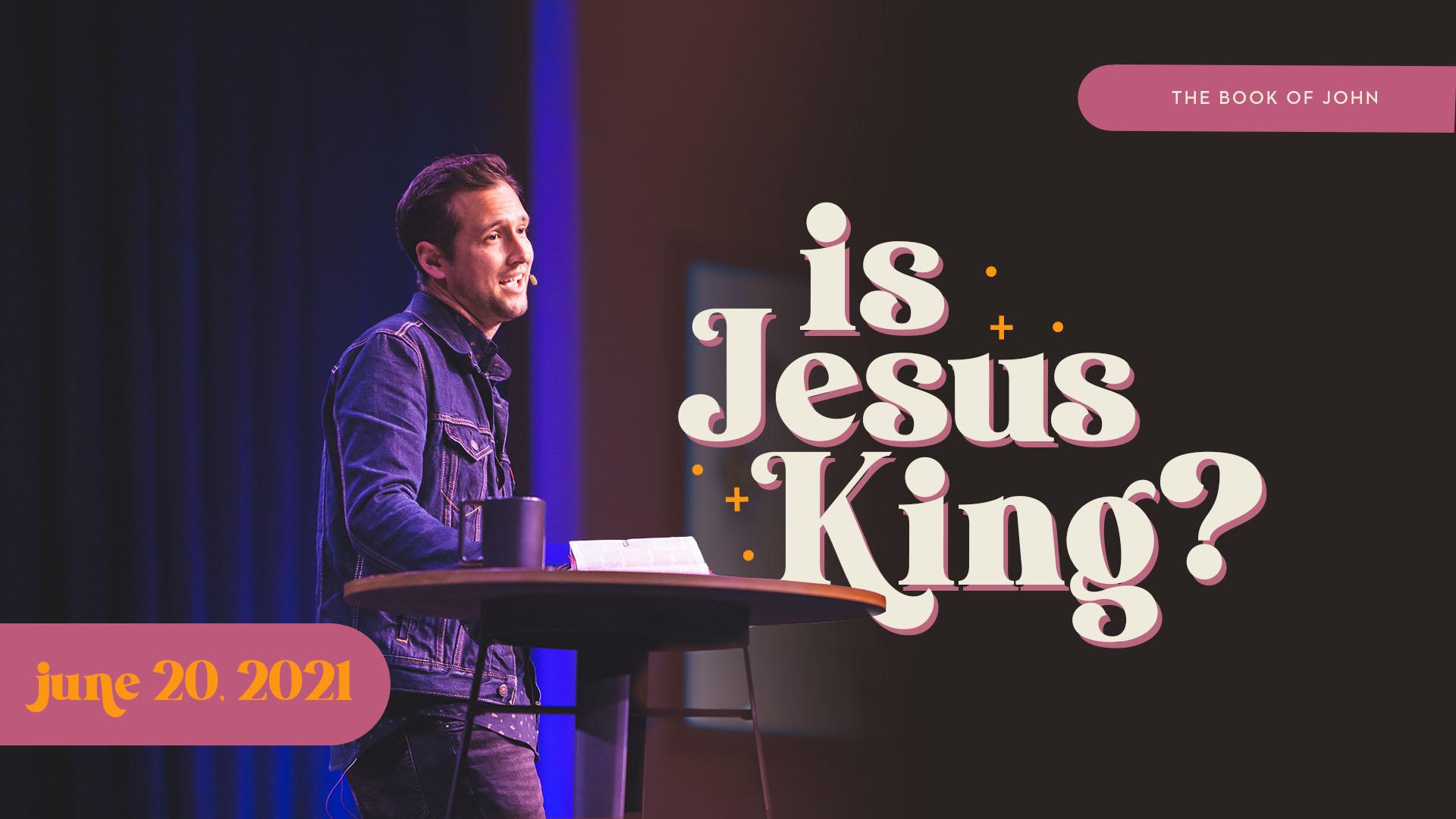 Is Jesus King? Image