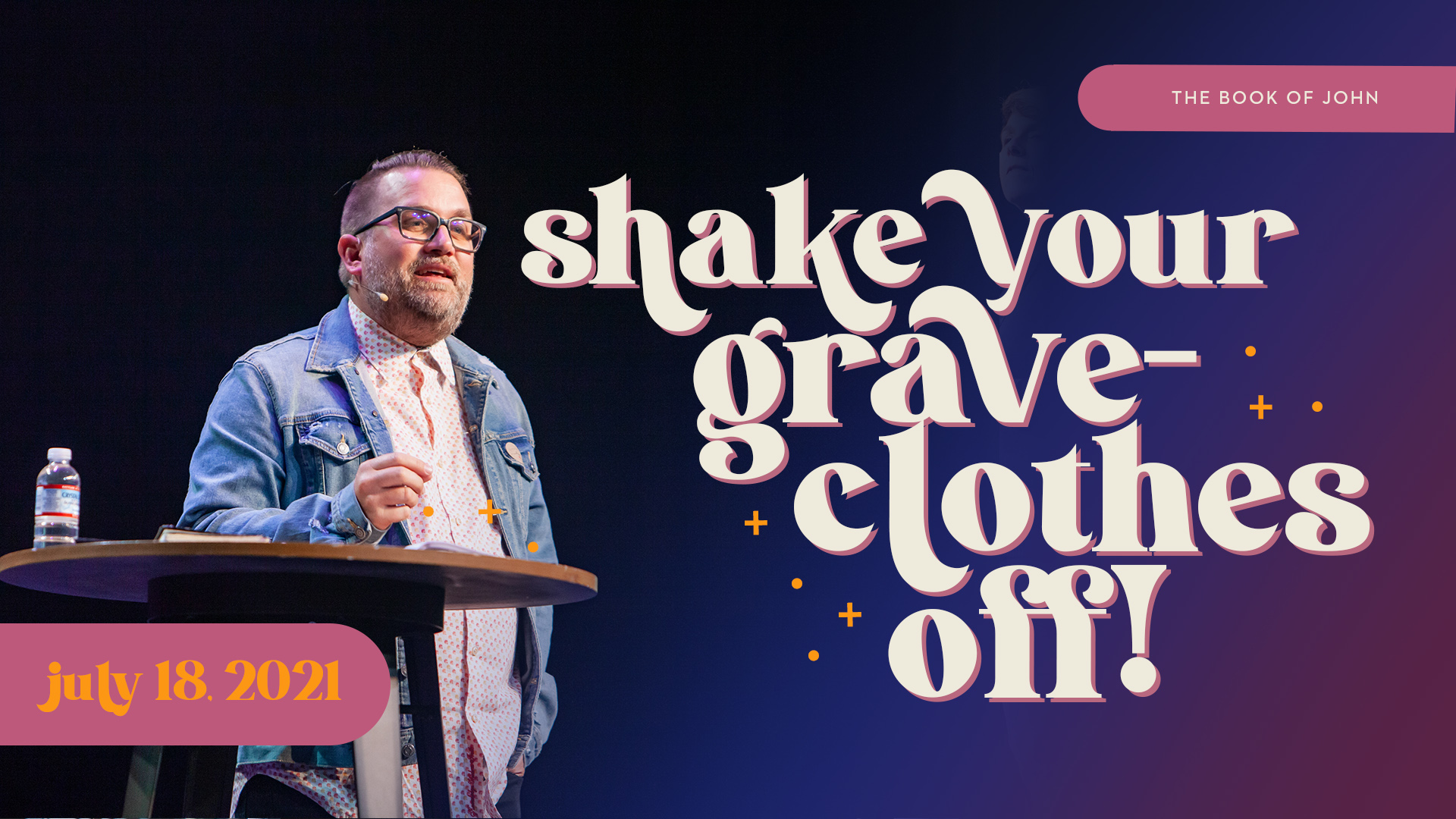 Shake Your Graveclothes off - Death to Life