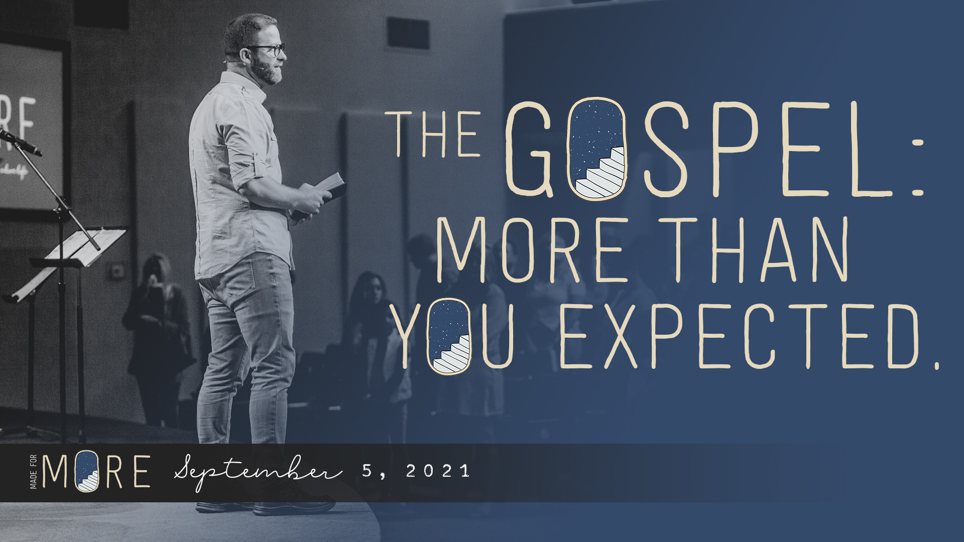 The Gospel- More than You Expected Image