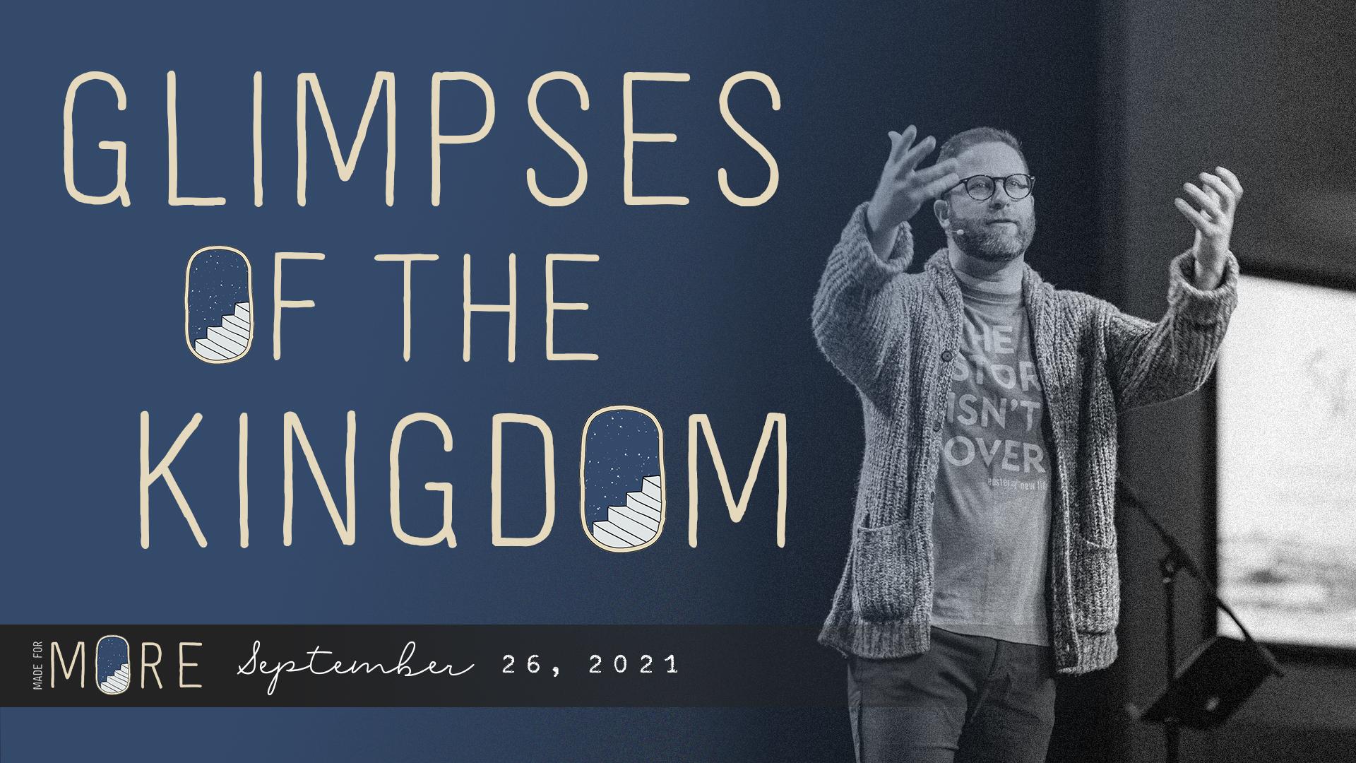 Glimpses of the Kingdom Image